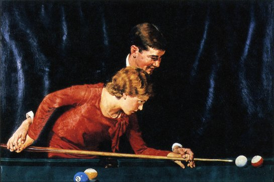 billiards is easy to learn